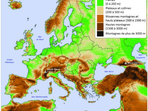 Cartographie pour les moyens d'enseignement de l'école obligatoire (HarmoS 9 à 11)