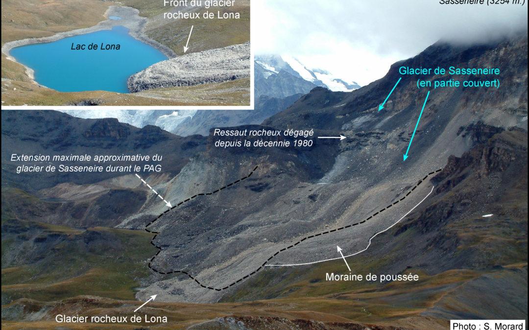 Mise à jour et développement des fiches didactiques « géomorphologie de la montagne »